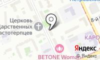 JUSTO на карте