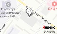 Гаражный кооператив автовладельцев №26 на карте