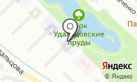 Детский сад №1853 на карте