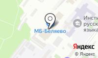Mercedes-Benz на карте