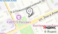Городской Ломбард 1 на карте