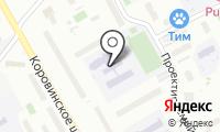 Средняя общеобразовательная школа №847 на карте