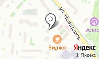Наш Аист на карте
