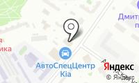 Сильвия на карте
