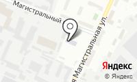 АПРИКТ на карте