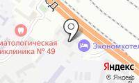 Синтез-Конструктор на карте
