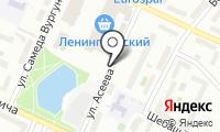Магазин мультимедийной продукции на Часовой на карте