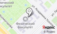 НИИ ядерной физики им. Д.В. Скобельцына на карте