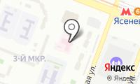 Городская поликлиника №134 на карте