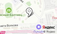 Доступный переезд на карте