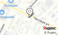 Инженерная служба района Аэропорт на карте
