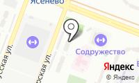Никла на карте