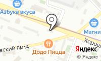 Интерлопер на карте