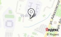 Инженерная служба района Ясенево на карте