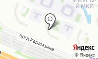 ДЮСШ №32 на карте