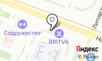 ОДС на карте