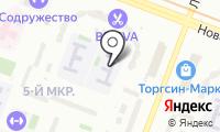Детский сад №1103 на карте