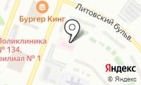 Детская поликлиника №111 на карте