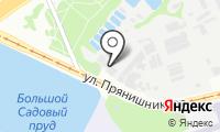 Россо-Люкс на карте