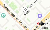 Федерация велосипедного спорта г. Москвы на карте