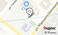 Профессиональный союз летного состава России на карте