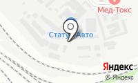 Актив Упак на карте