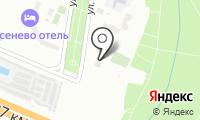 Проезд Карамзина на карте