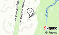 Детский сад №1280 на карте