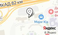 Автотехцентр на Дмитровке на карте
