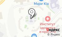 Детский сад №2532 на карте