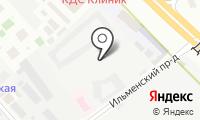 Автокузов на карте