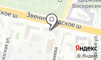 Адъютант на карте