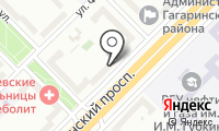 Парадиз на карте