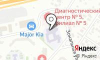 Гимназия №1573 на карте
