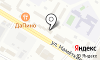 ИШБАНК на карте