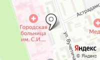 Автостоянка №15 на Вучетича на карте