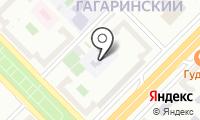 Детский сад №2041 на карте