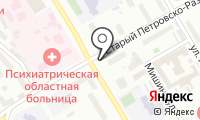 Донер Москва на карте