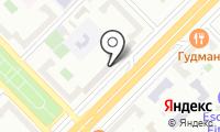 Гагаринский на карте