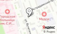 Гейзер на карте
