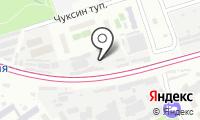 Европарус на карте