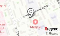 Московский художественно-производственный комбинат на карте