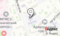 Средняя общеобразовательная школа №216 на карте