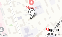 СК-ЮНИК на карте