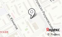 Chersa на карте