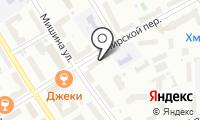 Высший Координационный Центр Духовных Управлений Мусульман России на карте