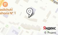 Питер Газ на карте