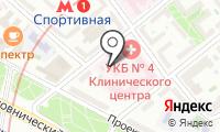 Городская клиническая больница №61 на карте