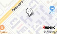 Технос-К на карте