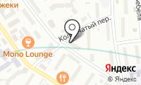 Сет-1 на карте